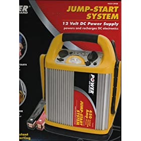 Power On Board Jump Start System For Car Boat Truck