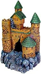 Exotic Environments Large Castle Aquarium Ornament