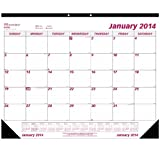 Brownline 2014 Monthly Desk Pad, 22 x 17 Inches (C1731)