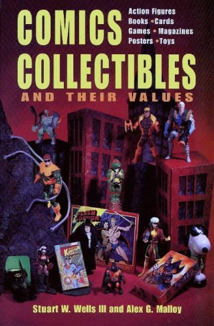 Comics, Collectibles, and Their Values