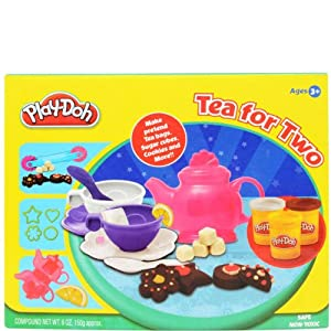Funskool Play-Doh Tea for Two