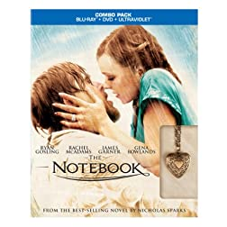 Notebook: Ultimate Collector's Edition [Blu-ray]