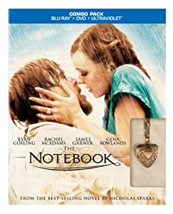 Notebook, The: Ultimate Collector's Edition BD+DVD Combo [Blu-ray]