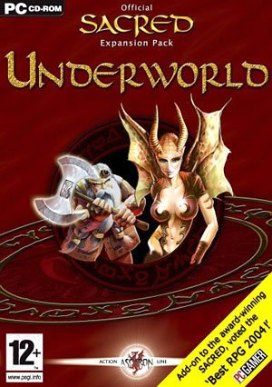 Sacred Underworld Expansion Pack
