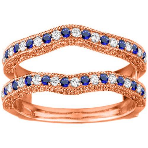 Rose Gold Ring Guard