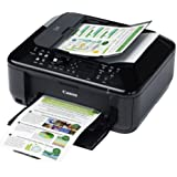 Canon PIXMA MX525 Imprimante multifonction USB/WLAN/LAN/Apple