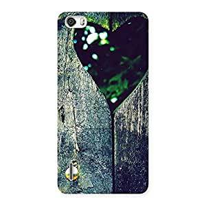 Enticing Wooden Vintage Print Back Case Cover for Honor 6