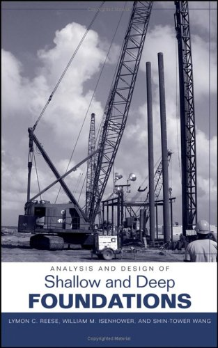 Analysis and Design of Shallow and Deep Foundations pdf download