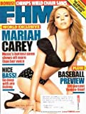FHM Magazine - May 2005: Mariah Carey, Mayra Veronica & Much More