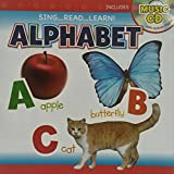 Educational Sing, Read, Learn Books And CDs, Counting, Alphabet, Farm And Wild Animals