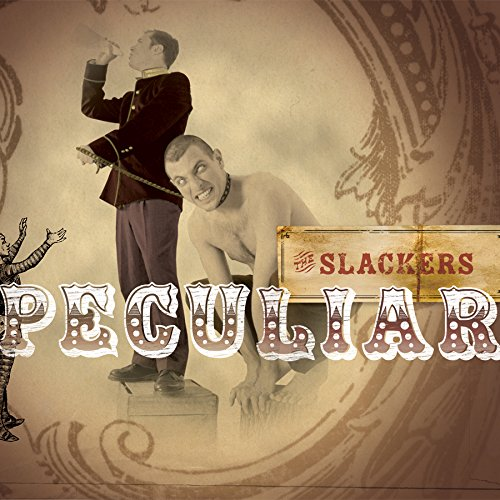 CD : The Slackers - Peculiar (CD)