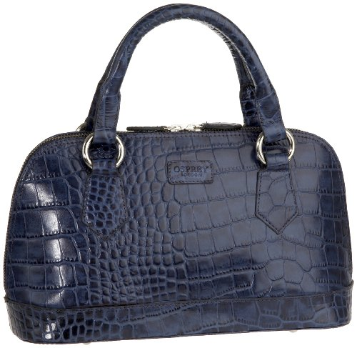 Osprey London Womens The E/W Ladybug Bugatti Ladies Bag Navy