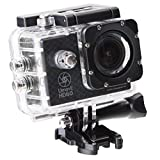 Ultrasport UmovE HD 60 Sport and Action Camera - Black, READY-Edition