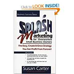 Splash Marketing for Overworked Small Business Owners