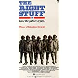 The Right Stuff [VHS] ~ Sam Shepard