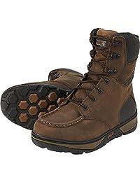 Rocky Men's Forge Waterproof Work Boot Round Toe