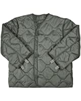 Ultra Force M-65 Field Jacket Liner, Foliage Green