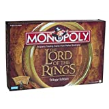 Hasbro Monopoly - The Lord of the Rings Trilogy Edition