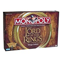 Monopoly - The Lord of the Rings Trilogy Edition