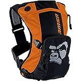 Uswe Orange-Black Ranger - 3 Litre Hydration Pack (Default , Orange)