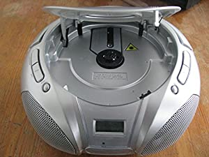 CURRYS ESSENTIALS PORTABLE CD STEREO