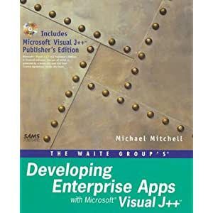 Developing Enterprise Applications with Visual J++