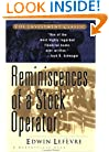 Reminiscences of a Stock Operator (A Marketplace Book)