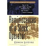 Reminiscences of a Stock Operator (A Marketplace Book)by Edwin Lef�vre