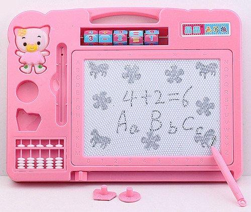Flexible Small Easels White Blackboard Pencil Chalk For Children K0097-1