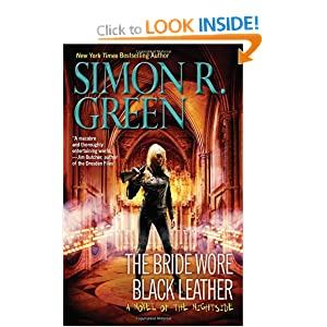 The Bride Wore Black Leather - Simon R. Green