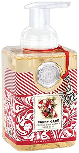 Michel Design Works Foaming Hand Soap, 17.8-Ounce, Candy Cane (Fresh Candy Vintage Dispenser compare prices)