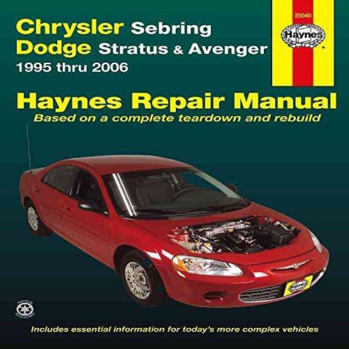 chrysler-sebring-dodge-avenger-automotive-repair-manual-by-ken-freund-published-november-2012