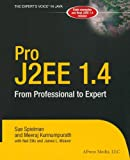 img - for Pro J2EE 1.4: From Professional to Expert book / textbook / text book