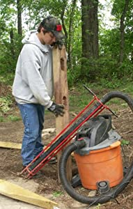 Bull Digger Post Hole Digger System