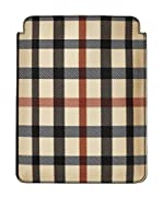 Daks London Funda iPad (Multicolor / Café)