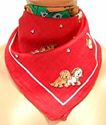 Stylish Bandana - Happy Dogs