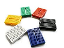 170 Points Mini Breadboard for Arduino Proto Shield (6 PCS)