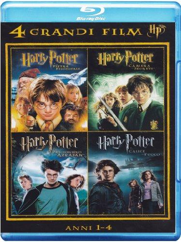 4 grandi film - Harry PotterVolume01 [Blu-ray] [IT Import]