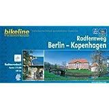 """bikeline Radtourenbuch: Radfernweg Berlin-Kopenhagen, wetterfest/rei�festvon """"Esterbauer"""""""