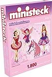 Ministeck 32786 - Mädchenträume 4 in 1, circa 1800 teile hergestellt von Ministeck