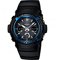 Casio Gents Casio G-Shock Waveceptor Chronograph Watch