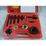 A/C, Power Steering, Alternator Pulley Remover Installer Puller Press Kit in storage case