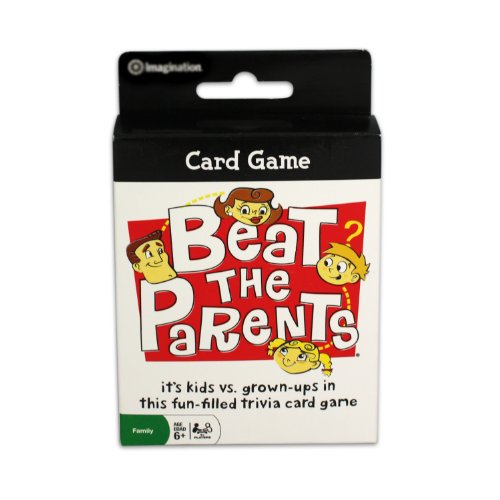 Beat the Parents Card Game - 1