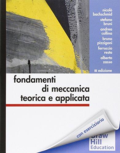 Fondamenti di meccanica teorica e applicata PDF
