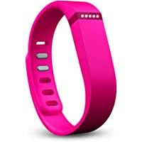 Fitbit Flex Pink Wireless Activity and Sleep Wristband (FB401PK)