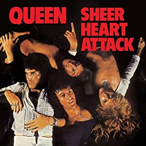 Sheer Heart Attack - Remasterisé 2011 (2 CD - Titres bonus inédits)