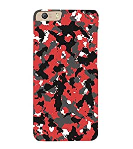 Abstract Design 3D Hard Polycarbonate Designer Back Case Cover for Micromax Canvas Knight 2 E471
