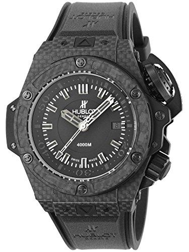 [ウブロ]HUBLOT 腕時計 キングパワーオーシャングラフィック 自動巻 4000M防水 731.QX.1140.RX メンズ 【並行輸入品】