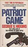 The Patriot Game (0345296273) by Higgins, George V.