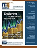 img - for The Retirement Management Journal: Vol. 5, No. 1, Practitioner Peer Review Committee Issue (Volume 5) book / textbook / text book